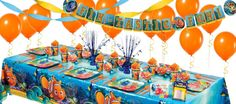 Finding Nemo Party S