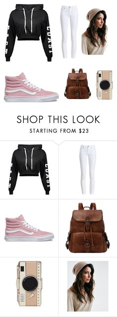 """""""Outfit"""" by lilybee2023 ❤ liked on Polyvore featuring Barbour, Vans and Kate Spade"""