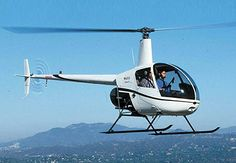 Had one flying lesson in a Robinson R22 helicopter (Raleigh, NC)