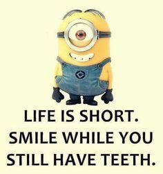 Minion said