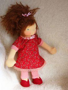 Custom doll for J.