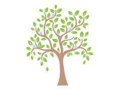 1000 images about trees on pinterest tree wall decals for Cute tree drawing
