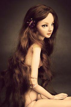 Marina Bychkova #dolly #sculpt