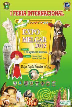 Expo Melgar en Puno