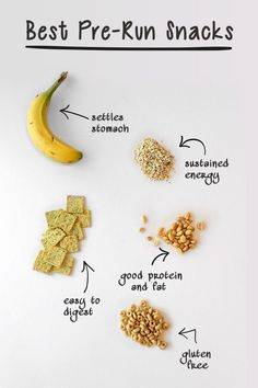 Best pre-workout snacks - what to eat, how long to wait and why they work. Quick energy which doesn't affect performance.