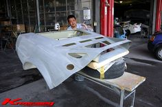 Lancia Stratos full chassis restoration done by Kreissieg - Teamspeed.com Alfa Romeo, Maserati, Safari, Restoration, Cars, Exotic Cars, Refurbishment, Autos, Car
