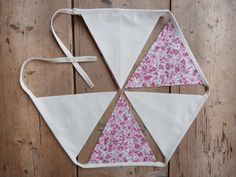 Pretty Pastel 'Arabella' Pink Floral Bunting by annasbluebellblue Bunting Banner, Banners, Etsy Handmade, Handmade Gifts, Pretty Pastel, Photo Props, Small Businesses, Garland, Panda