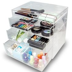 Qvc Makeup Organizer Pleasing Spinning Makeup Organizer From Httpwwwqvcqicqvcappaspx
