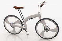Folding bike by KILO Estudio , via Behance