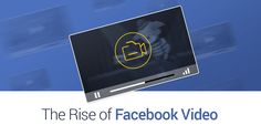 It's official: instead of sharing YouTube videos, brands are now uploading more videos to Facebook directly.