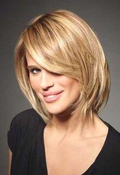 cut haircuts for medium length hair - http://www.gohairstyles.net/cut-haircuts-for-medium-length-hair/