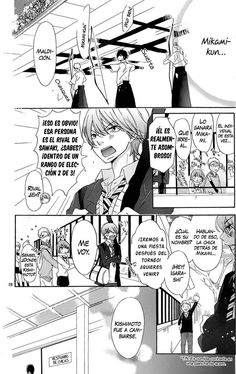 Ichirei Shite: Kiss Capítulo 4 página 24 - Leer Manga en Español gratis en NineManga.com