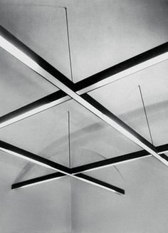 Stilmoda, 1962, ceiling lamp system.