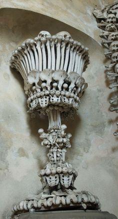 Sedlec Bone Church - Prague