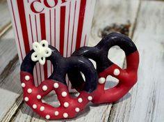 Disney Inspired Mickey and Minnie Pretzel Twists !!!