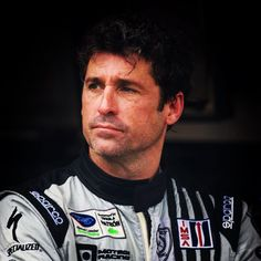 Patrick Dempsey at the 2013 Petit Lemans at Road Atlanta! I was there and so was this guy, in his Porsche | HRW