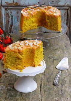 Fluffosa alla carota, fluffosa, chiffon cake,   Dolci Gusti