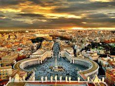 Une journée dans le tumulte de Rome (Reportage & film complet) 2013