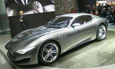 Maserati Concept Alfieri
