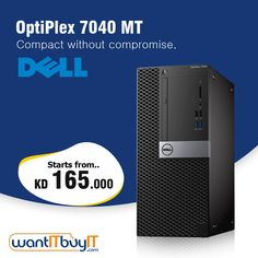 Dell Optiplex Desktops - Compact, Powerful & High Business Value with Intel Core. Shop Today!