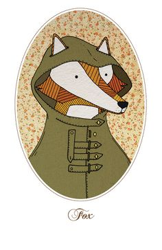 Hello again r/drawing! You seemed to like my last fox illustration so I thought I'd share a recent commissioned piece.