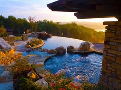 7 Sizzling Hot Tub Designs | Outdoor Design - Landscaping Ideas, Porches, Decks, & Patios | HGTV