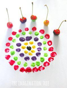 Print with cherries!