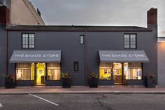 Our Westport, CT showroom is on Main Street, just minutes away from the Saugatuck River and the Westport Country Playhouse. | The Shade Store