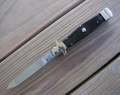 Frank Beltrame Swinguard Stiletto Knife Frank Mancini S