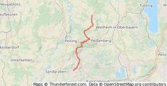 ViewRanger My Route, Bregenz