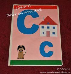 litera C, dosar cu activitati