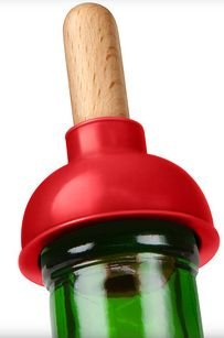 Fun wine bottle stoppers   29 Clever Gifts For People Who Love To Drink