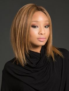 "Soft 12"" Straight Bobs African American Wigs CAAD001"