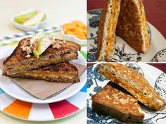 Amazing grilled cheese recipes on FamilyFreshCooking.com ©Marla Meridith Photography Great for Project Lunch Box!