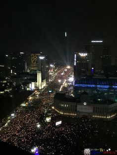 #촛불집회와 호텔 #Kandle_Protest&Hotel