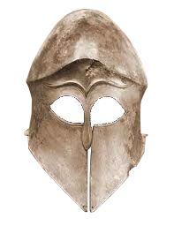 Ancient Greek Helmet, Type II