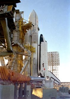 /by martin.trolle #flickr #CCCP #Energia #rocket #Buran #space #shuttle #pad