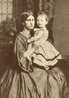 Jane Morris and May..