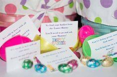 Easter Egg-stravagenza! New Easter Egg Riddles, Decorating and Basket Ideas