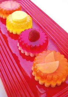 """Jello"" Parfait Glycerin Soap Tutorial by soapylovedeb"