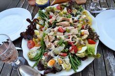 Egg Salad, Caprese Salad, Pasta Salad, Cobb Salad, Potato Salad, Polish Recipes, Food Photo, Italian Recipes, Sausage