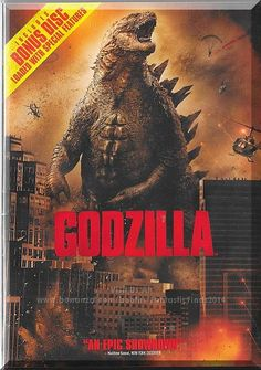An epic rebirth to Toho's iconic Godzilla, this spectacular adventure pits the world's most famous monster against malevolent creatures. Only $7.59 with Free Shipping!