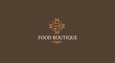 Food Boutique logo design Logo design for a food boutique focused on premium, luxury foods.