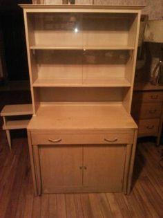 Superb Vintage Saginaw Furniture Shops Expand O Matic Hutch   $450 (Tipp City  Ohio) ;