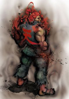 Street Fighter Akuma | Akuma Street Fighter IV picture | Fighting Connection