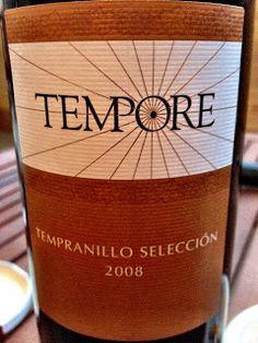 El Alma del Vino.: Bodegas y Viñedos de Lecera Tempore Tempranillo Selección 2008.