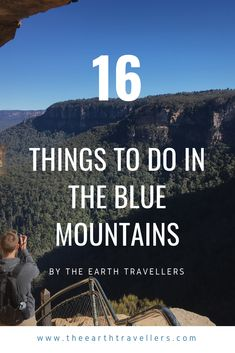 16 things to do in the Blue Mountains, Australia - a seasonal guide. From bushwalking to botanic gardens, Winter festivals to summer swimming. Australian Bloggers, Stuff To Do, Things To Do, Family Travel, Family Trips, Winter Festival, Blue Mountain, Australia Travel, Travel Tips