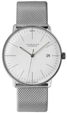 Selectism - Max Bill By Junghans Watches For 2010