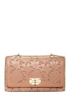 Valentino Floral Flap Bag