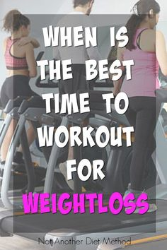 Healthy Weight Loss Tips When is the best time to workout? Best Weight Loss Plan, Weight Loss Workout Plan, Weight Loss Help, Losing Weight Tips, Weight Loss Program, Weight Loss Motivation, Healthy Weight Loss, Fitness Motivation, Detox To Lose Weight